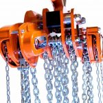 Tiger TCB chain block 30 ton hoist