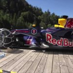Pewag F1 Red Bull Racing Snow Challenge