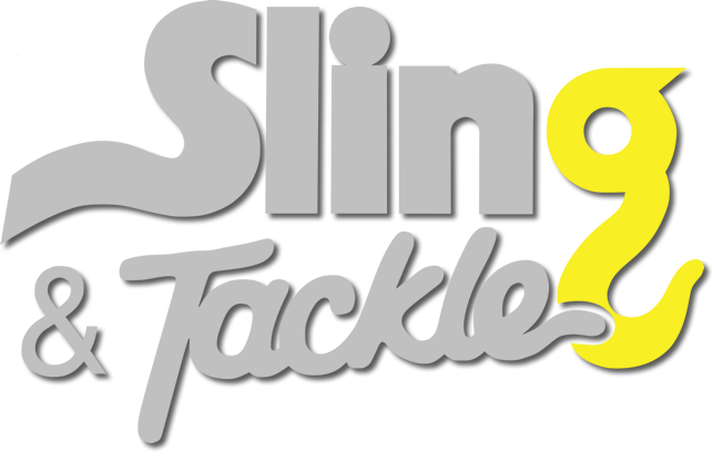 sling and tackle logo