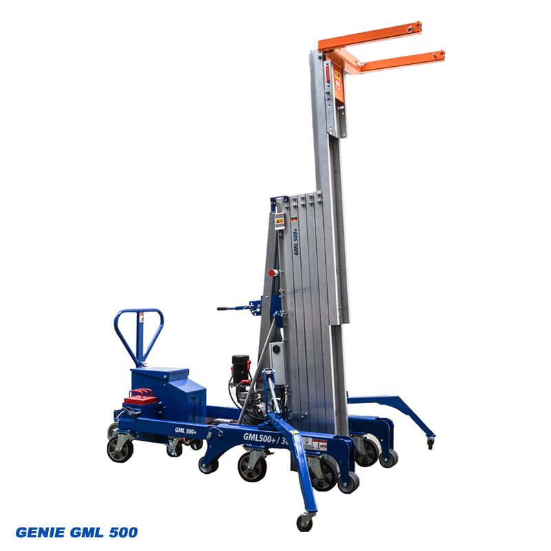 Genie GML 500 Lifter with outriggers