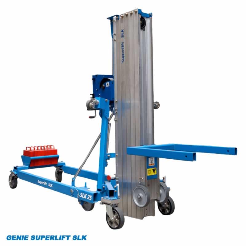 Genie SLK-25 material lifter